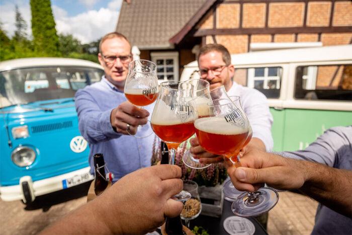 Das Biergeflüster in Egestorf